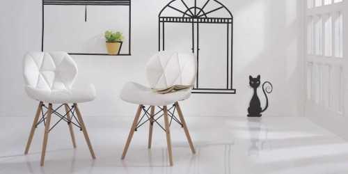 Emma Accent Chair White FurnitureSofa And ArmchairsArmchairs