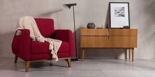 Wina Armchair Ruby Vienna FurnitureSofa And ArmchairsArmchairs