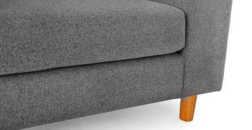 Taby Armchair Graphite Vienna FurnitureSofa And ArmchairsArmchairs