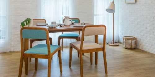 Sylvester Dining Chair Graphite Vienna FurnitureTables And ChairsChairs