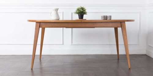 Tables Ritz Extendable Dining Table Oval Fabelio Oleh Fabelio Arsitag