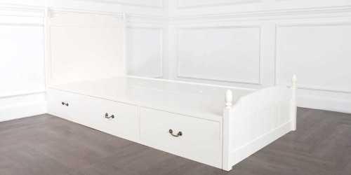 Alyssa Bed Frame Single (100 X 200) FurnitureSleeping Area And Children BedroomBeds