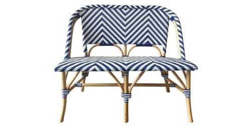 Foto produk  Bermuda Bistro Bar Sofa 2 Seater Blue di Arsitag