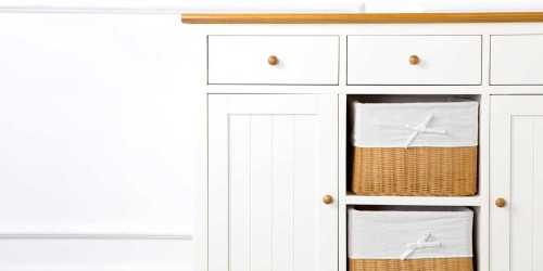 Adante Cabinet Long - Natural FurnitureStorage Systems And UnitsHighboards