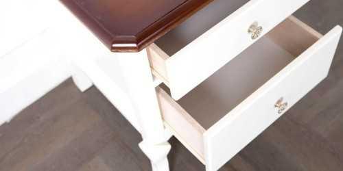 Foto produk  Baroque Side Table - Brown di Arsitag