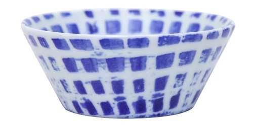 Foto produk  Gingham Seraya Bowl (S) - Blue di Arsitag