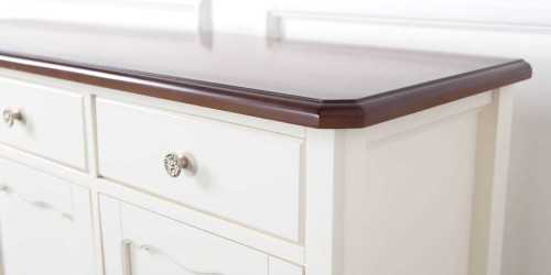 Baroque Credenza B - Brown FurnitureTables And Chairs