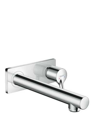 Single Lever Basin Mixer For Concealed Installation Wall-Mounted With Spout 22.5 Cm BathroomBathroom TapsWashbasin Taps