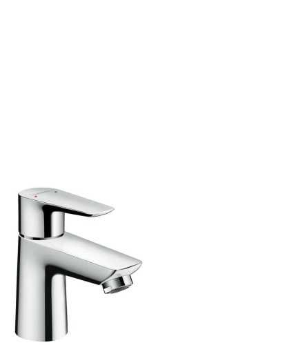 Single Lever Basin Mixer 80 With Pop-Up Waste Set BathroomBathroom TapsWashbasin Taps