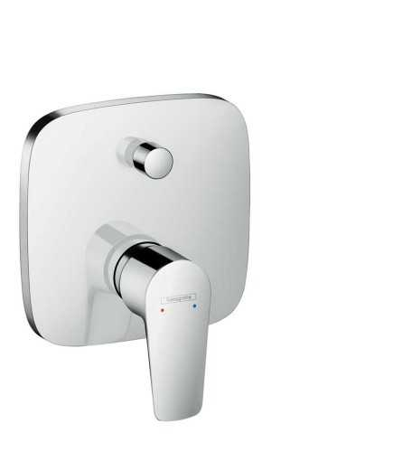 Single Lever Bath Mixer For Concealed Installation BathroomBathroom TapsBathtub Taps