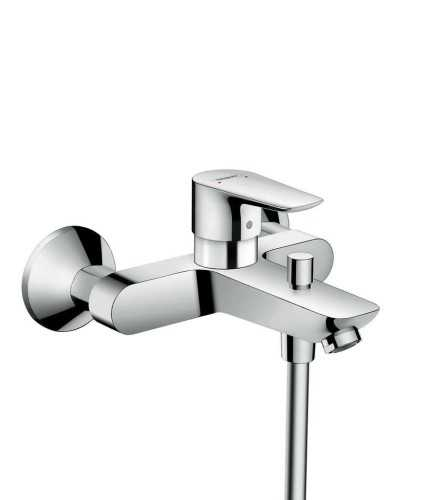 Single Lever Bath Mixer For Exposed Installation BathroomBathroom TapsBathtub Taps