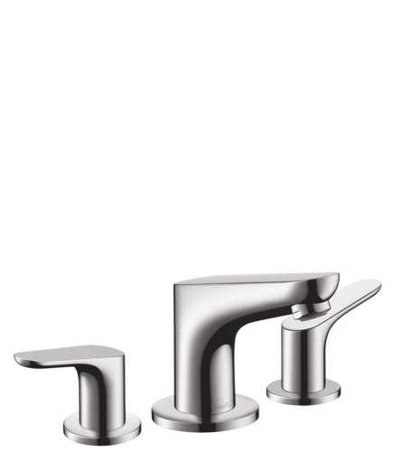 Foto produk  3-Hole Basin Mixer 100 With Pop-Up Waste Set di Arsitag