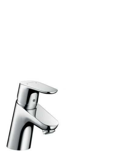 Single Lever Basin Mixer 70 With Pop-Up Waste Set BathroomBathroom TapsWashbasin Taps