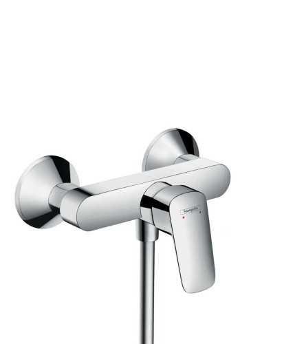 Single Lever Shower Mixer For Exposed Installation BathroomBathroom TapsBathtub Taps