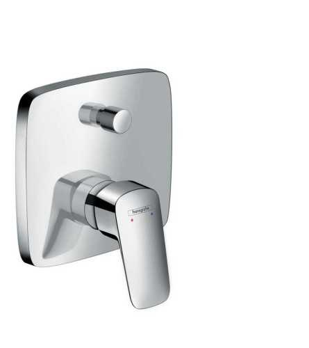 Single Lever Bath Mixer For Concealed Installation BathroomBathroom TapsBathtub Taps