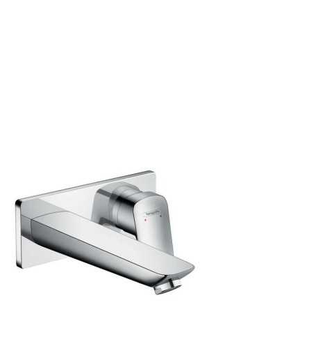 Single Lever Basin Mixer For Concealed Installation Wall-Mounted With Spout 19.5 Cm BathroomBathroom TapsWashbasin Taps