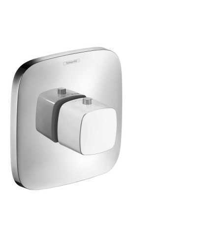 Hg Thermostat Concealed Puravida BathroomBathroom TapsBathtub Taps