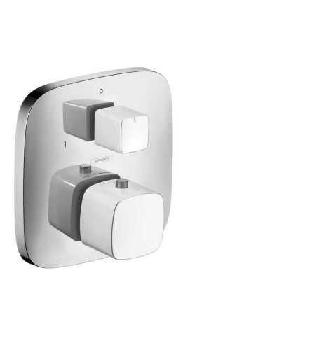 Hg Thermostat Concealed Puravida F-Set BathroomBathroom TapsBathtub Taps