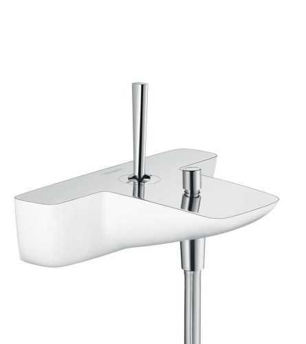 Hg Bath Mixer Wall Mounted Puravida BathroomBathroom TapsBathtub Taps