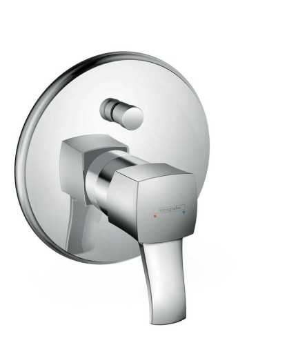 Single Lever Bath Mixer For Concealed Installation With Lever Handle BathroomBathroom TapsBathtub Taps