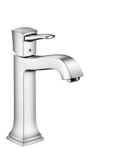 Single Lever Basin Mixer 160 With Lever Handle For Washbowls With Pop-Up Waste Set BathroomBathroom TapsWashbasin Taps