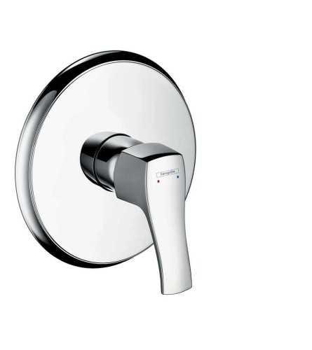 Hg Shower Mixer Concealed Metris Classic BathroomBathroom TapsBathtub Taps