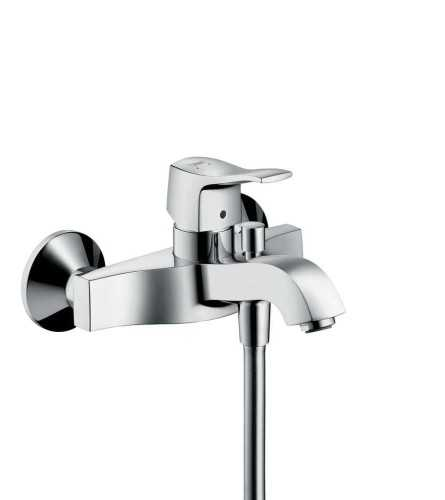 Hg Bath Mixer Wall Mount.metris Classic BathroomBathroom TapsBathtub Taps