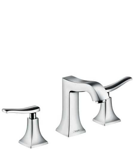 Foto produk  3-Hole Basin Mixer With Pop-Up Waste Set di Arsitag