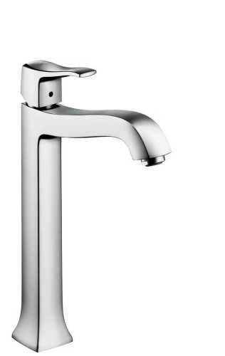 Hg Basin Mixer Metris Classic Highriser BathroomBathroom TapsWashbasin Taps