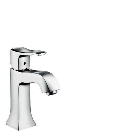 Hg Basin Mixer Metris Classic Chrome BathroomBathroom TapsWashbasin Taps