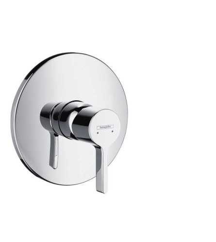 Hg Shower Mixer Concealed Metris S BathroomBathroom TapsBathtub Taps
