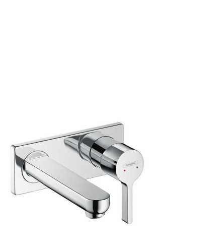 Hg 2-Hole Basin Mixer Concealed BathroomBathroom TapsWashbasin Taps
