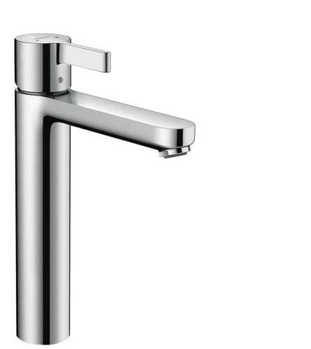 Single Lever Basin Mixer With Pop-Up Waste Set BathroomBathroom TapsWashbasin Taps