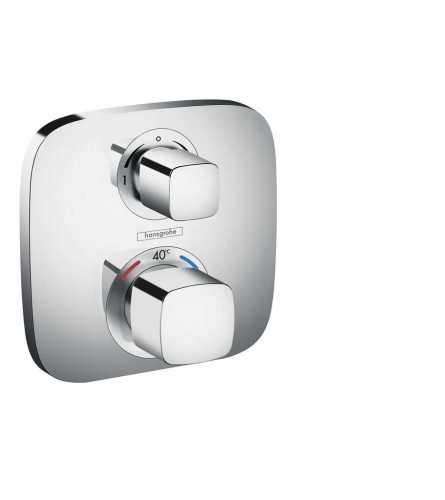 Hg Thermostat Concealed Metris F-Set BathroomBathroom TapsBathtub Taps