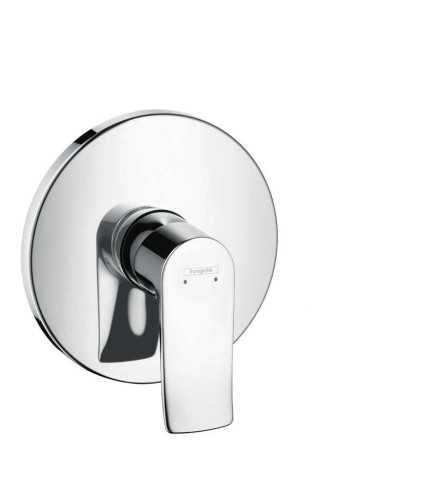 Hg Shower Mixer Concealed Metris BathroomBathroom TapsBathtub Taps