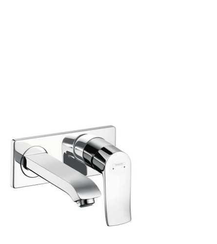 Hg Basin Mixer Concealed Metris F-Set BathroomBathroom TapsWashbasin Taps