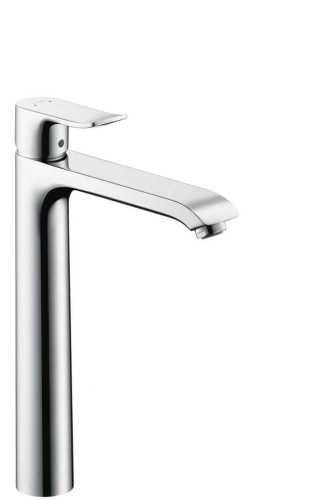 Hg Basin Mixer 260 Metris Highriser BathroomBathroom TapsWashbasin Taps