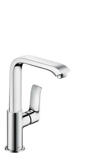 Hg Basin Mixer 230 Metris Chrome With BathroomBathroom TapsWashbasin Taps