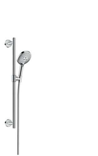 Shower Set 120 3Jet With Shower Bar 65 Cm BathroomShowers And BathtubsShower Wall Panels