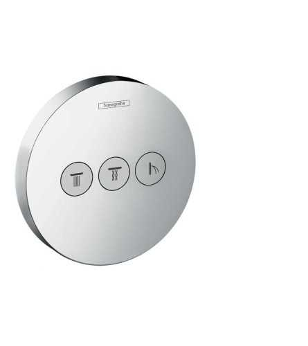Valve For Concealed Installation For 3 Functions BathroomBathroom TapsRemote Control Taps