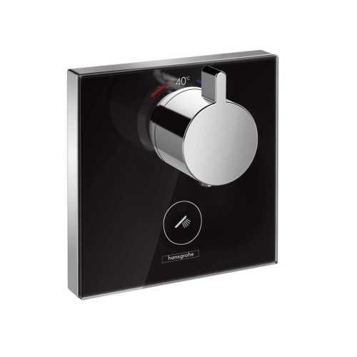 Thermostat Highflow For Concealed Installation For 1 Function And Additional Outlet BathroomBathroom TapsBathtub Taps