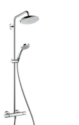 Showerpipe 220 1Jet With Thermostat