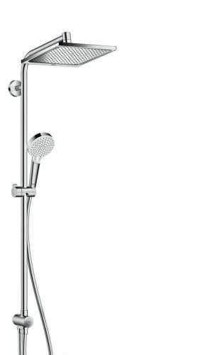Showerpipe 240 1Jet Ecosmart Reno BathroomShowers And BathtubsShower Panels
