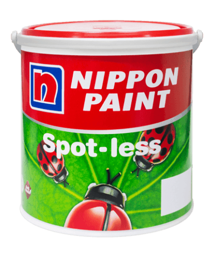 Nippon Spot-Less ConstructionPaints And VarnishesWashable Water-Based Paints