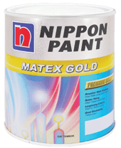 Nippon Matex Gold ConstructionPaints And VarnishesWashable Water-Based Paints