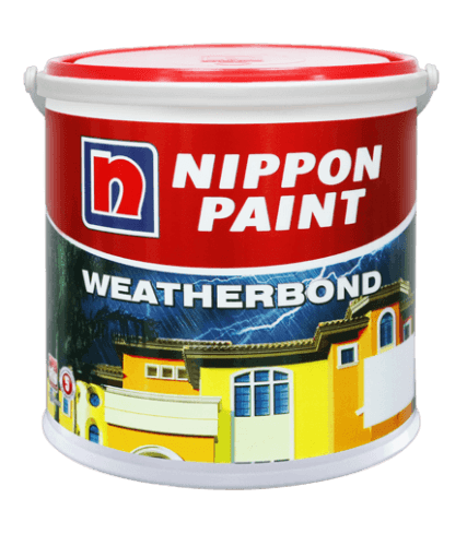 Nippon Weatherbond ConstructionPaints And VarnishesAnti-Corrosive And Anti-Rust Paints