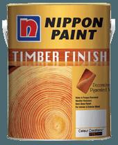 Nippon Timber Finish ConstructionPaints And VarnishesPlastic Paints