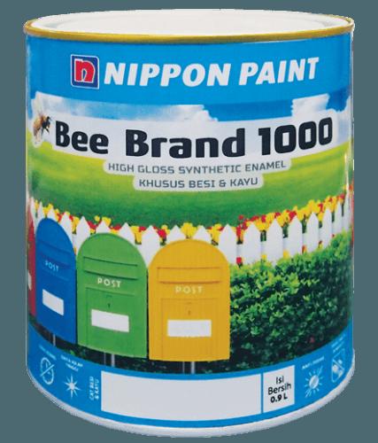 Foto produk  Nippon Bee Brand 1000 Cat-Kayu-Dan-Besi di Arsitag