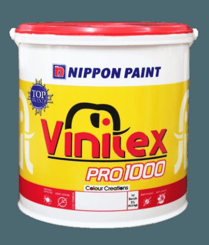 Vinilex Pro1000 ConstructionPaints And VarnishesAnti-Corrosive And Anti-Rust Paints