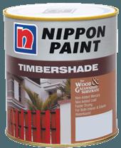 Nippon Timbershade ConstructionPaints And VarnishesDecorative Painting Finishes